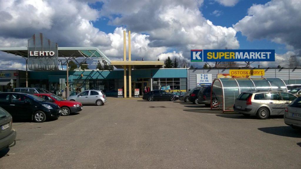 K Supermarket Myllykoski